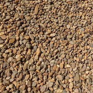"3/4"" Natural River Stone"