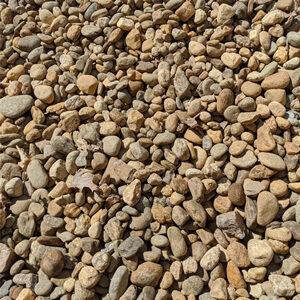 "1 1/2"" Natural River Stone"